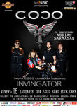 Trupa Coco lanseaza noul album la Hard Rock Cafe