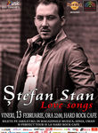 Love Songs cu Stefan Stan la Hard Rock Cafe