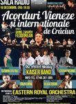 Concert Acorduri vieneze si internationale de Craciun la Sala Radio