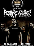 Concert Rotting Christ la METALHEAD Awards in Club Colectiv