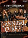 Concert Cannibal Corpse la Arenele Romane pe 24 iulie