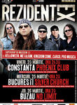 Concert Rezident EX in Silver Church pe 25 martie