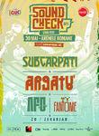 Soundcheck 021 Fest  editia I: SUBCARPATI, AFO, ARGATU, FANTOME la Arenele Romane pe 30 mai
