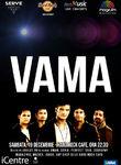 VAMA - electric - la Hard Rock Cafe