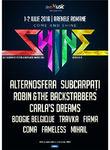 Alternosfera, CARLA's Dreams, Mihail si Boogie Belgique canta la festivalul SHINE, editia 2016