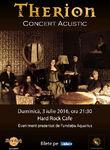 Concert Therion acustic  premiera europeana in Bucuresti!
