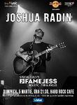 Tibi & Angus de la Fameless vor canta cu Joshua Radin pe 5 martie