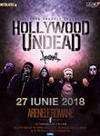HOLLYWOOD UNDEAD in premiera in Romania