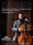 Hauser - acompaniat de Orchestra Camerata Regala