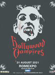 Hollywood Vampires in concert la Romexpo