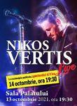 Concert Nikos Vertis la Bucuresti