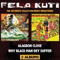 Fela Kuti - Alagbon Close / Why Black Man Dey Suffer (CD)