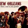 V/A - New Orleans-Blues, Soul.. (CD)