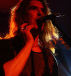 Poze New Model Army la Hard Rock Cafe