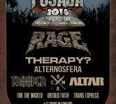 FestivalulPOSADA ROCK 2016 are acum un line-up final