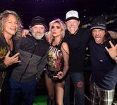 Lady Gaga ar putea deveni co-solista in formatia Metallica