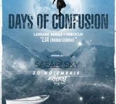 """DAYS OF CONFUSION VA INVITA LA CONCERT DE LANSARE - NOUL SINGLE """"LIA (RAMAI CUMVA)"""" – MESAJ VIDEO"""