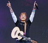 Ed Sheeran, artistul deceniului in Regatul Unit