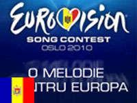 Eurovision 2010 - Piese selectie nationala Eurovision 2010 Moldova