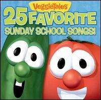 VeggieTales - 25 Favorite Sunday School Songs