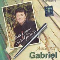Gabriel Dorobantu - Autograf