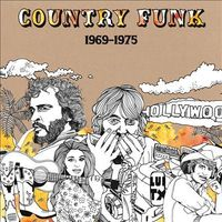 Various - Country Funk: 1969-1975