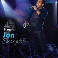 Jon Secada - Stage Rio