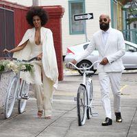 Poze nunta Solange Knowles