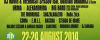 Bucharest GreenSounds Festival (22 - 24 august) in Parcul Herastrau: line-up | playlist de festival