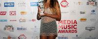 Antonia participa la Media Music Awards 2014