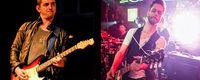 Chitaristii Marius Pop (Smiley) si Roland Kiss (Alex Velea) canta rock impreuna (video)